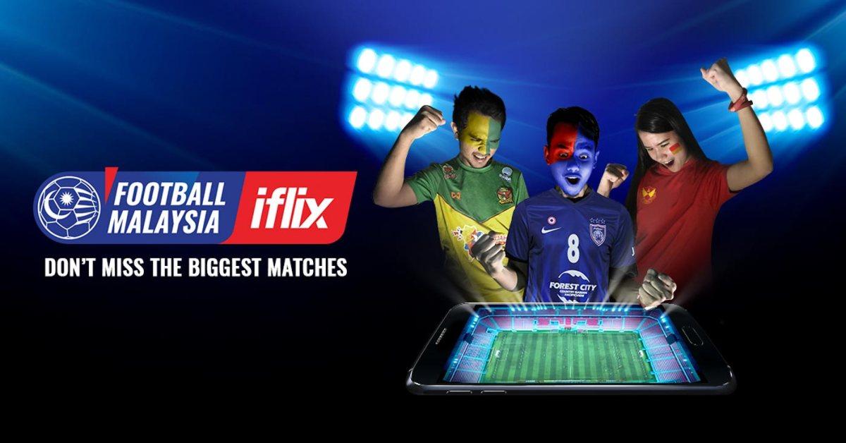 Panduan Tonton Live Streaming Football Malaysia di Iflix